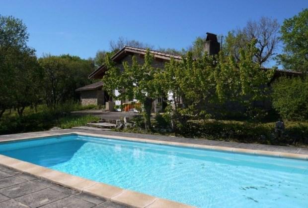Location vacances Penne -  Maison - 6 personnes - Jardin - Photo N° 1