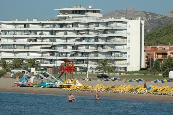 Location vacances Torroella de Montgrí -  Appartement - 4 personnes - Télévision - Photo N° 1