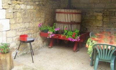 Location vacances Guignicourt-sur-Vence -  Gite - 6 personnes - Barbecue - Photo N° 1