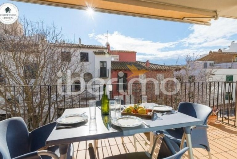 Holiday rentals Palafrugell - Apartment - 4 persons - Television - Photo N° 1