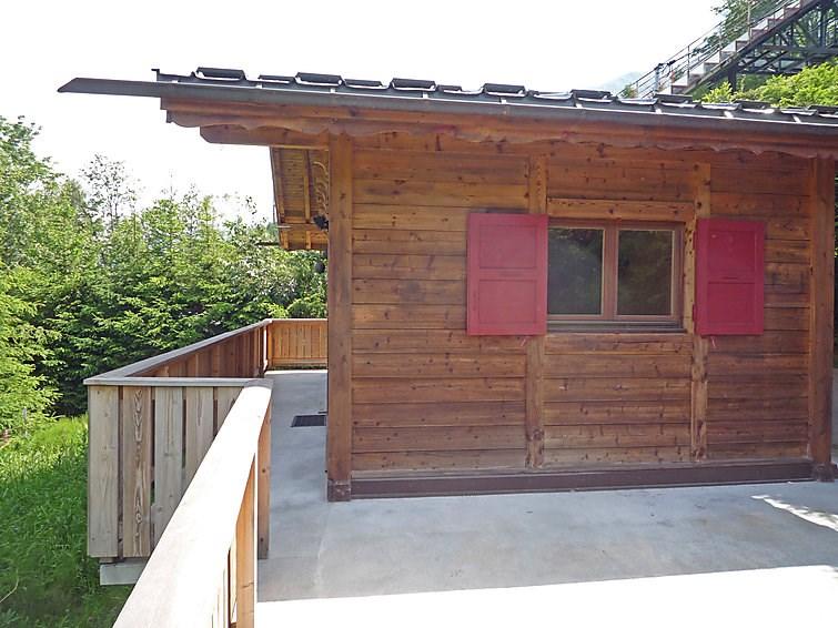 Maison pour 2 personnes à Chamonix