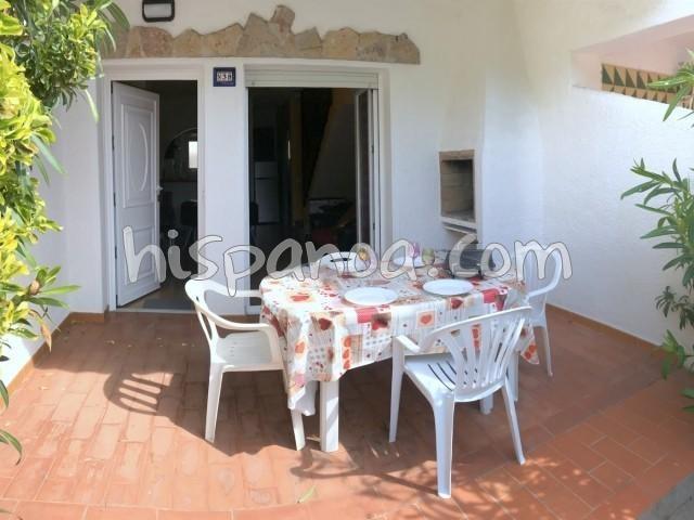 Location vacances Rosas -  Maison - 4 personnes - Télévision - Photo N° 1