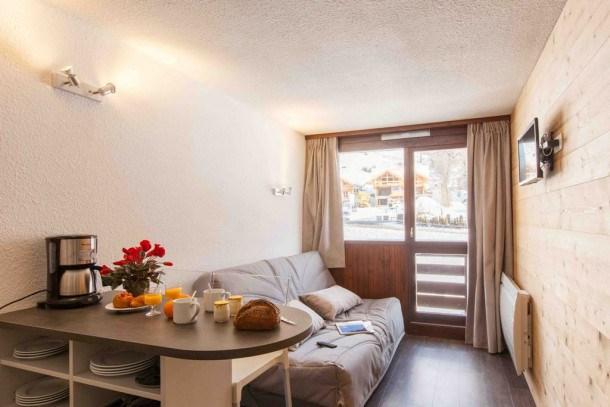 Location vacances Chantemerle -  Appartement - 2 personnes - Lecteur DVD - Photo N° 1