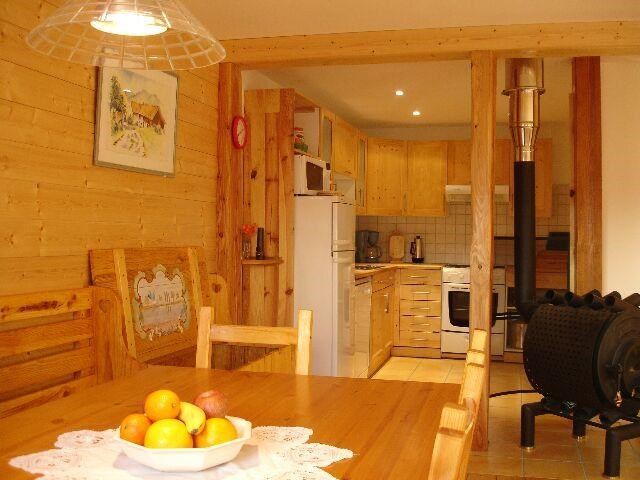 Location vacances Biffontaine -  Appartement - 6 personnes - Barbecue - Photo N° 1
