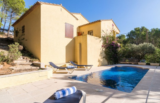 Location vacances Palafrugell -  Maison - 5 personnes - Barbecue - Photo N° 1