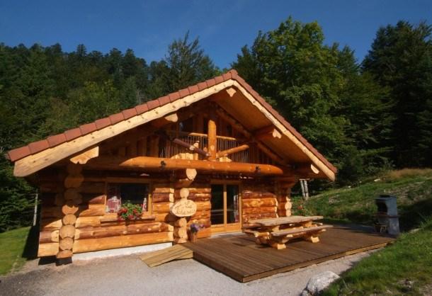 Location vacances La Bresse -  Maison - 12 personnes - Barbecue - Photo N° 1