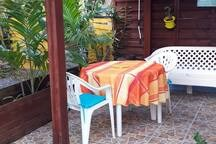 Location vacances Le Gosier -  Appartement - 4 personnes - Barbecue - Photo N° 1