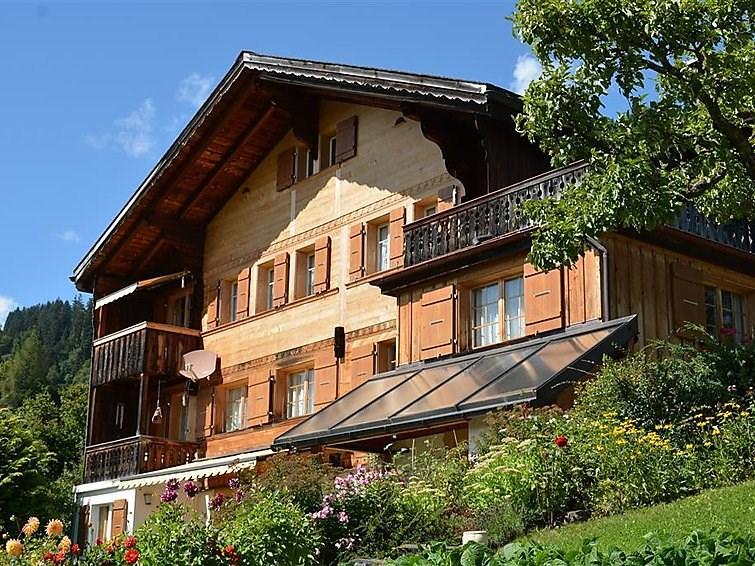 Appartement pour 2 personnes à Saanen