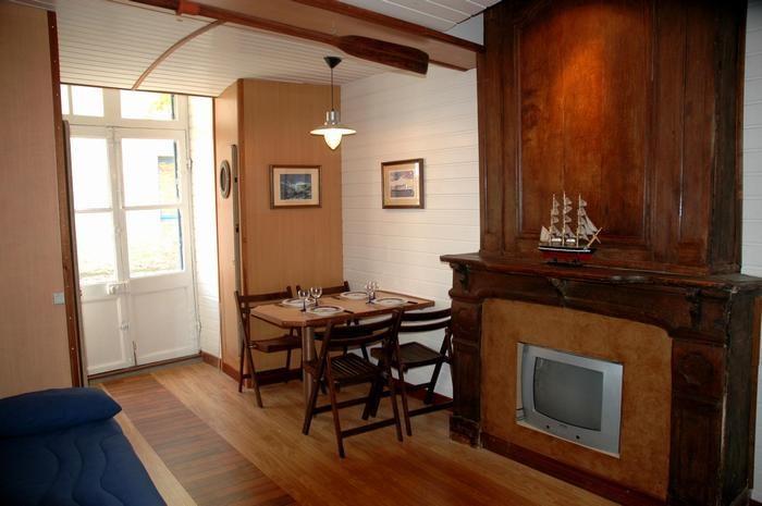 Alquileres de vacaciones Saint-Malo - Apartamento - 4 personas - Televisión - Foto N° 1
