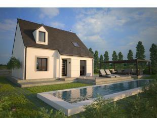 Maison  6 pièces + Terrain 350 m² Auneau par MAISONS D'EN FRANCE