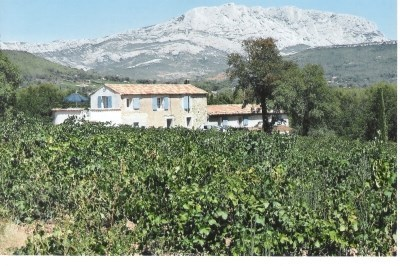gite proche d'Aix en Provence - Meyreuil
