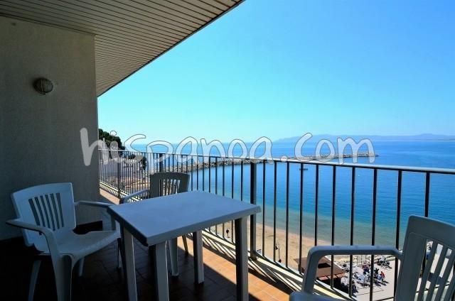 Holiday rentals Torroella de Montgrí - Apartment - 6 persons - Garden furniture - Photo N° 1