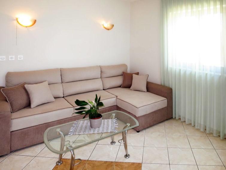 Studio pour 4 personnes à Starigrad-Paklenica