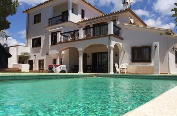 Location vacances Marbella -  Maison - 16 personnes - Barbecue - Photo N° 1
