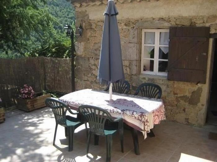 Holiday rentals Colombier-le-Vieux - House - 2 persons - BBQ - Photo N° 1