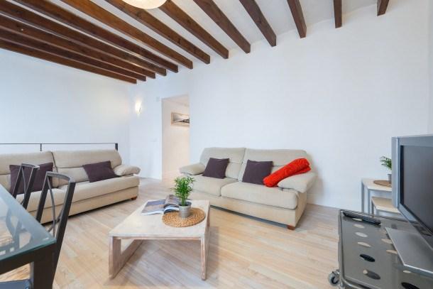 Location vacances Pollença -  Appartement - 2 personnes - Télévision - Photo N° 1