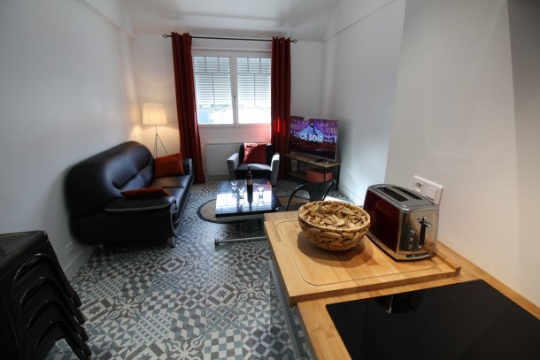 Location vacances Wimereux -  Appartement - 6 personnes - Télévision - Photo N° 1