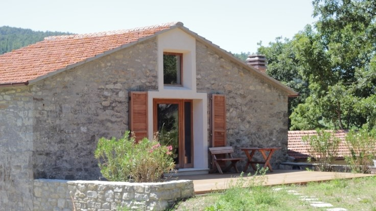 Location vacances Badia Tedalda -  Maison - 16 personnes - Terrasse - Photo N° 1