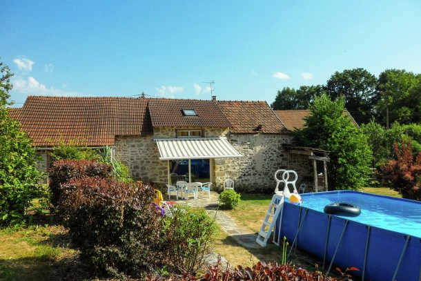 Location vacances Marsac -  Maison - 6 personnes - Barbecue - Photo N° 1