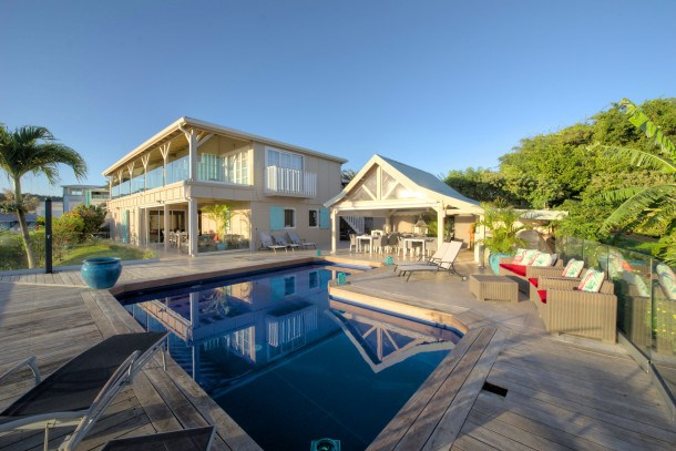 Villa with Pool and Outstanding Views (MQTI41)