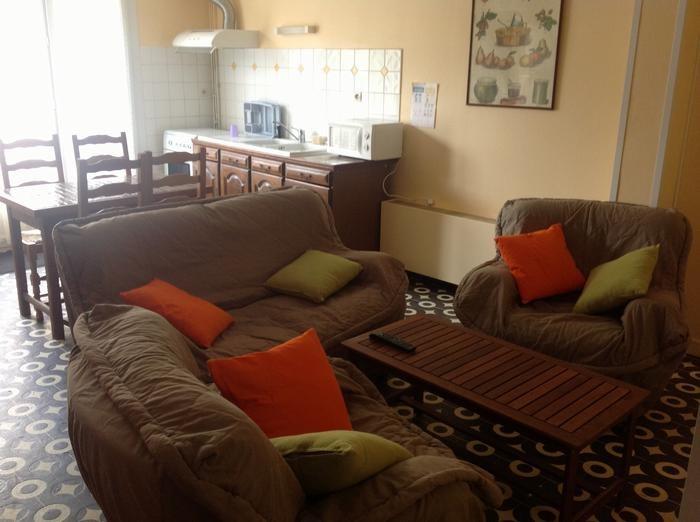 Appartement pour 4 pers. avec internet, La Rochelle
