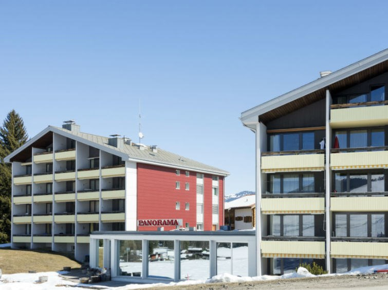 Appartement pour 2 personnes à Obersaxen Affeier
