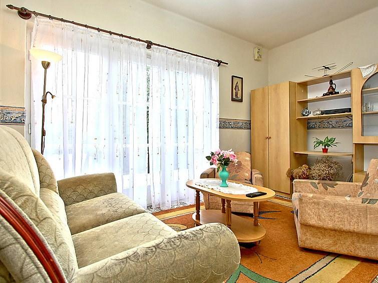 Maison pour 4 personnes à Balatonboglar/Balatonlelle