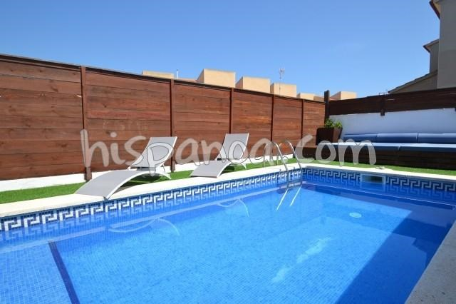 Location vacances Mont-roig del Camp -  Maison - 8 personnes - Barbecue - Photo N° 1