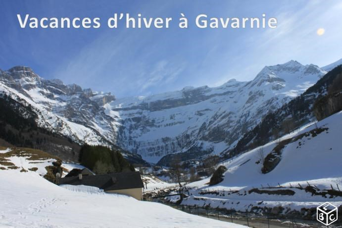 Holiday rentals Gavarnie - Apartment - 8 persons - Television - Photo N° 1