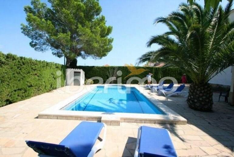 Villa avec piscine à Ametlla de Mar pour 11 personnes - 5 chambres