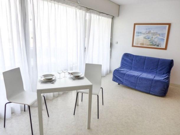 Location vacances Lacanau -  Appartement - 2 personnes - Télévision - Photo N° 1
