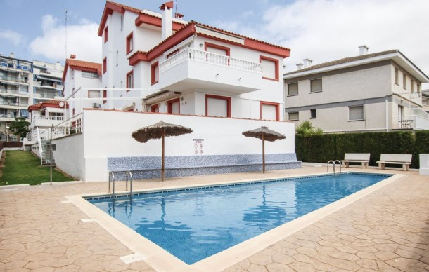 Location vacances Sant Carles de la Ràpita -  Appartement - 6 personnes - Télévision - Photo N° 1