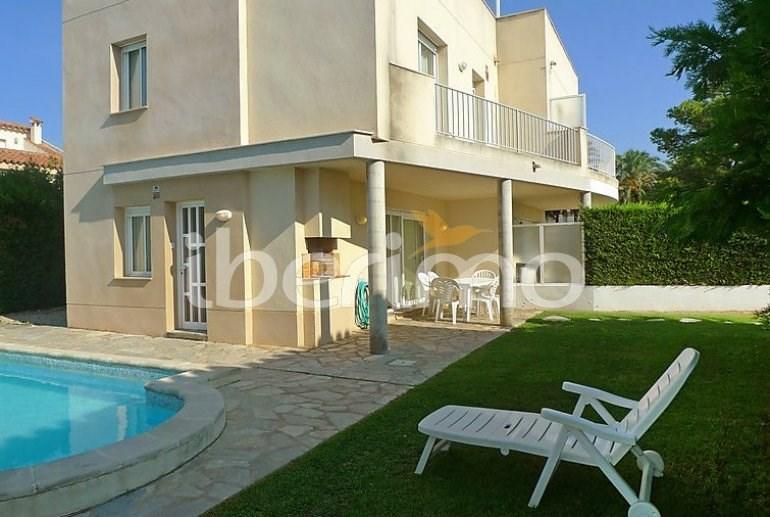 Villa à L'Ampolla pour 8 personnes - 4 chambres