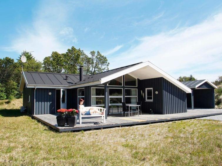 Maison pour 5 personnes à Ålbæk
