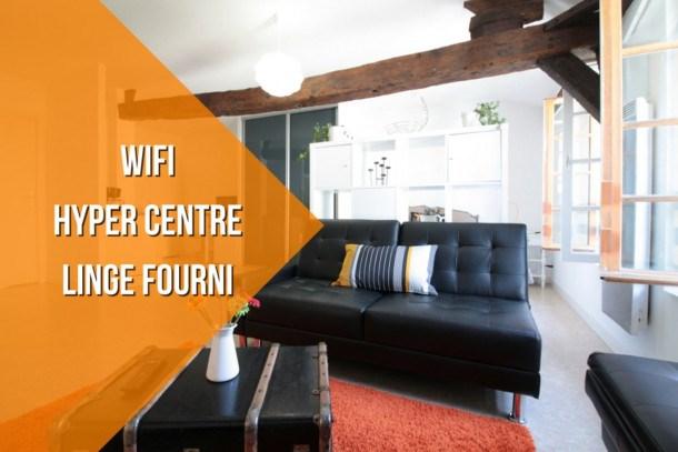 Location vacances Vannes -  Appartement - 3 personnes - Télévision - Photo N° 1