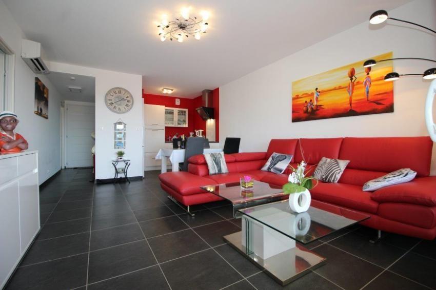Alquileres de vacaciones Pietrosella - Apartamento - 4 personas - Mueble de jardín - Foto N° 1