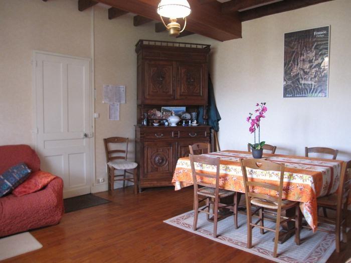Location vacances Bourdeilles -  Maison - 6 personnes - Barbecue - Photo N° 1