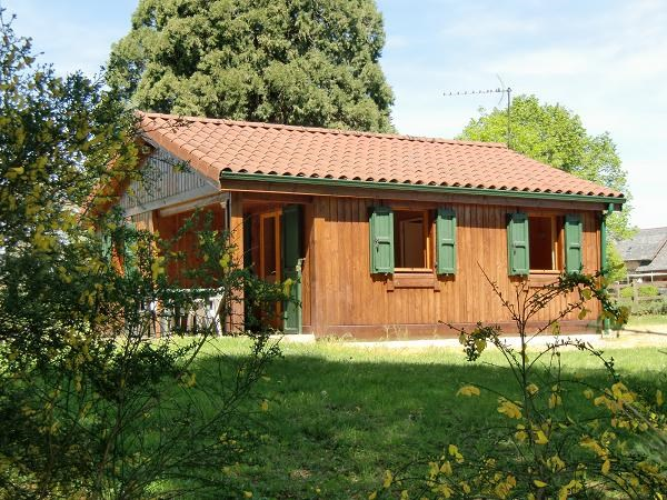 Holiday rentals Roumégoux - House - 4 persons - BBQ - Photo N° 1