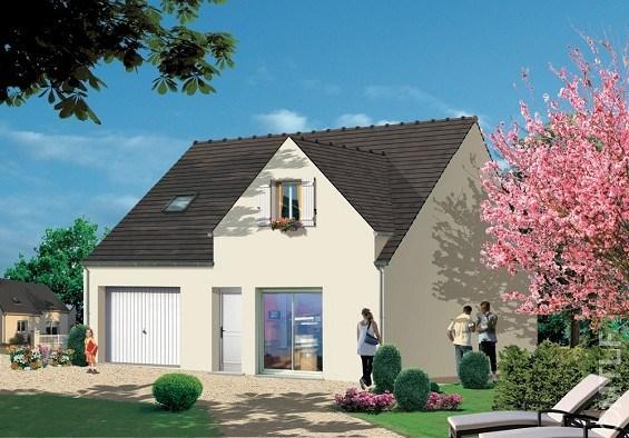 Maison  4 pièces + Terrain 955 m² Barleux par MTLFAMIENS
