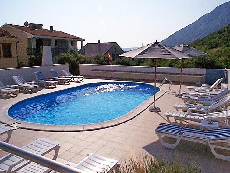 Location vacances Orebić -  Appartement - 3 personnes -  - Photo N° 1