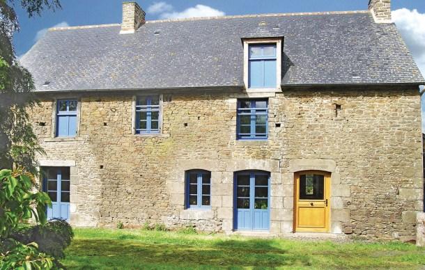 Location vacances Saint-Pierre-de-Plesguen -  Maison - 10 personnes - Chaîne Hifi - Photo N° 1