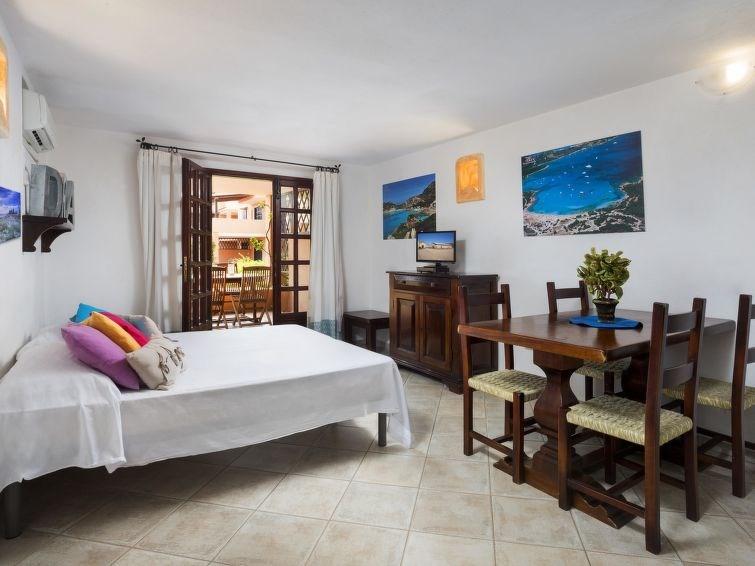Appartement pour 2 à Porto Cervo