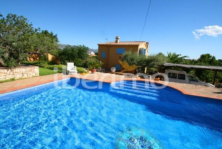 Villa avec piscine à Ametlla de Mar pour 8 personnes - 4 chambres