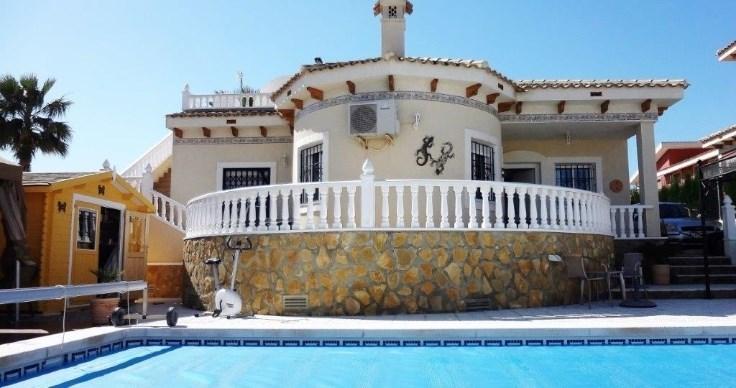 Location vacances Bigastro -  Maison - 6 personnes - Climatisation - Photo N° 1