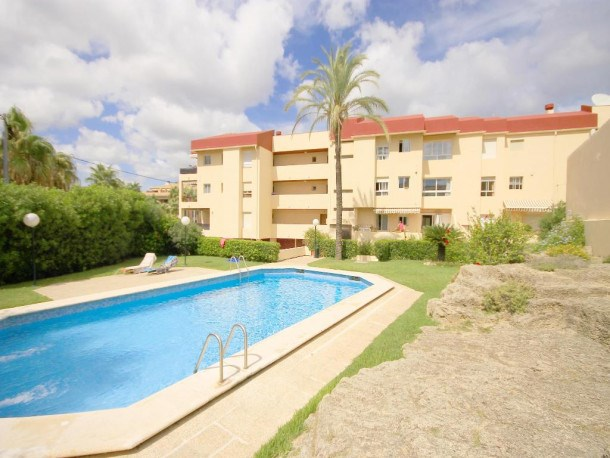 Location vacances Jávea/Xàbia -  Appartement - 4 personnes - Chaîne Hifi - Photo N° 1