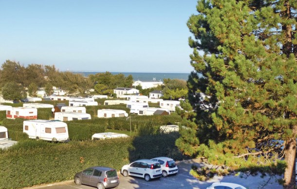 Location vacances Grandcamp-Maisy -  Appartement - 4 personnes - Barbecue - Photo N° 1
