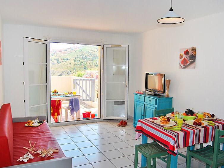 Appartement pour 6 à Banyuls sur mer