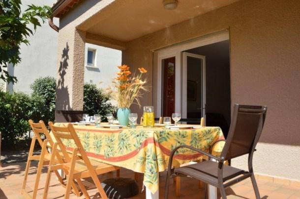 Location vacances Narbonne -  Maison - 8 personnes - Télévision - Photo N° 1