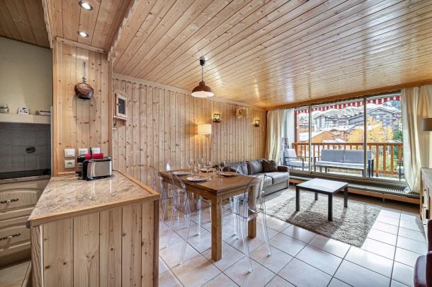 Location vacances Courchevel -  Appartement - 4 personnes - Lave-linge - Photo N° 1