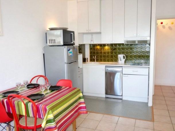 Location vacances Arcachon -  Appartement - 2 personnes - Télévision - Photo N° 1